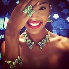 pasqualebruniNice pic and beautiful GIARDINI SEGRETI HAUTE COUTURE jewelry from #VicenzaOro. Repost @fantasticcommunication #pasqualebruni #giardinisegreti #hautecouture