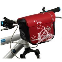 67.31$  Watch now - http://aliojn.worldwells.pw/go.php?t=32691006341 - ROSWHEEL Newest Waterproof Bicycle Camera Bag Bike Waterproof Front Tube Bag Bicycle Accessories Road Mountain Bike Handle Bag