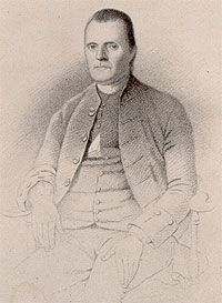 """Roger Sherman:  """"[I]t is the duty of all to acknowledge that the Divine Law which requires us to love God with all our heart and our neighbor as ourselves, on pain of eternal damnation, is Holy, just, and good…The revealed law of God is the rule of our duty.""""   http://www.wallbuilders.com/libissuesarticles.asp?id=8755"""