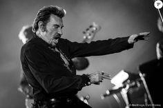 Exclusif - Johnny Hallyday en concert au Grand Stade Lille Métropole (Stade Pierre Mauroy) à Lille. Les 9 et 10 octobre 2015 © Cyril Moreau / Bestimage.
