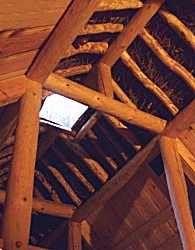 Viking turf houses