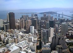 San Francisco Been there! San Francisco Skyline, Places Ive Been, New York Skyline, Beautiful Places, To Go, California, City, Travel, Spaces