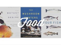 6 Outdoor Books About Food // Alpine Lily