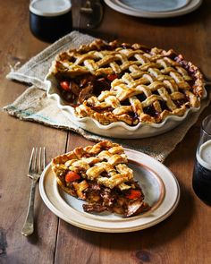 Annabelle Breakey, commercial, editorial, food, still life and product photographer, Meat Pie