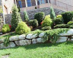 Front Yard Flower Garden Ideas | Garden Landscape Design Photos Garden Planting | Garden Landscape ...