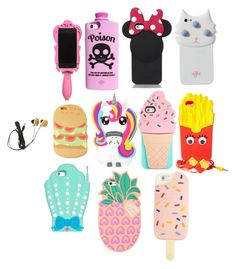 """Cute Phone Cases"" by tiana-rosexxx ❤ liked on Polyvore featuring Kate Spade, Forever 21, Valfré, Moschino, Lolli Swim, Tory Burch, cute, phonecase and case"