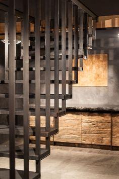 ''air '' stair by Dirk Cousaert Design