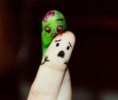 Zombie Finger!