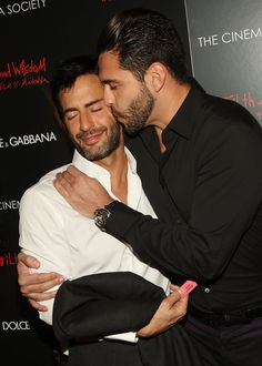 """Marc Jacobs and Lorenzo Martone - The Cinema Society Hosts A Screening Of """"Filth And Wisdom"""" ****** (☆。☆)"""