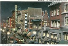 Loew's State & The NorVa Theatres: Late 1920's - Norfolk, VA