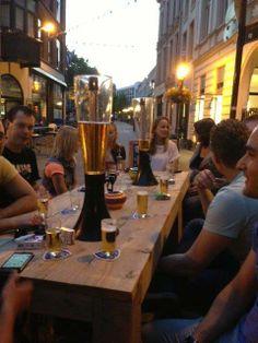 Concerteza as nossas Torres Marchesoni, faz sucesso no mundo todo! Que tal esta confraternização na Holanda?