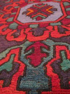 Vintage Soumak Rug from Dagestan, 1960s | L'Essenziale Boutique