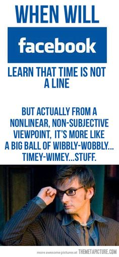 Time is not a line