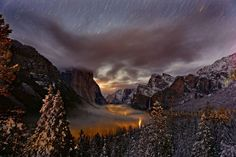 Yosemite Valley mist Photo by Phil Hawkins — National Geographic Your Shot