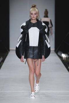 Anne Sofie Madsen S/S 2014. Copenhagen Fashion Week.