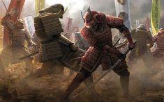Legend of the Five Rings Art Kabuto Samurai, Ronin Samurai, Samurai Warrior, Amaterasu, Japanese Culture, Japanese Art, Fantasy Warrior, Fantasy Art, The Last Samurai