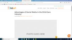 Advantages of Social Media in the Child Care Industry - Kidsoft Communication Methods, Media Communication, Social Media Advantages, Childcare, Workplace, Success, Facts, Messages, Marketing