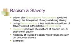 huckleberry finn essay on slavery