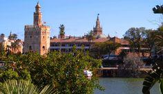 Travel & Adventures: Seville ( Sevilla ). A voyage to Seville, Andalucía, Spain ( España), Europe