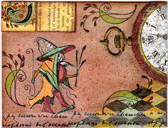 Collage Mail Art (mine)