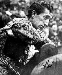 MANOLETE, Famous Bullfighter