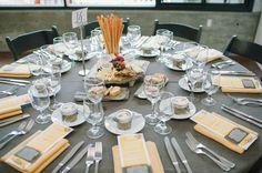 Edible Wedding Reception Centerpieces | Team Wedding Blog