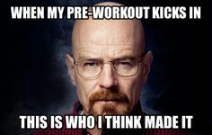 Legion Pulse preworkout wasn't made by Walter White, but it sure feels like it. Try it and you won't use another preworkout again.