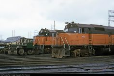 RailPictures.Net Photo: MILW 5 Chicago, Milwaukee, St. Paul & Pacific EMD FP45 at Milwaukee, Wisconsin by Tom Farence