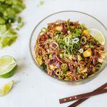 Sneak Peek Recipe: Buckwheat Noodle Pad Thai