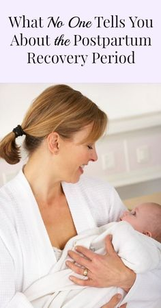 The Postpartum Recovery Weeks -- What no one tells you.  {Pregnancy, Birth, Motherhood, Parenting, Newborns, Baby}