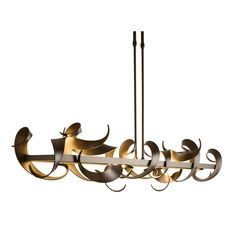 Buy the Hubbardton Forge Bronze Direct. Shop for the Hubbardton Forge Bronze Folio Integrated LED Wide Chandelier and save. Linear Chandelier, Pendant Lighting, Pendant Lamp, Shops, Dark Smoke, Forged Steel, Modern Pendant Light, Bronze Finish, Pendants