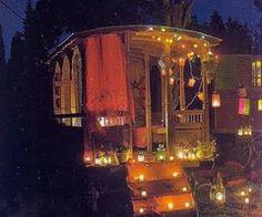 boho twinkle lights