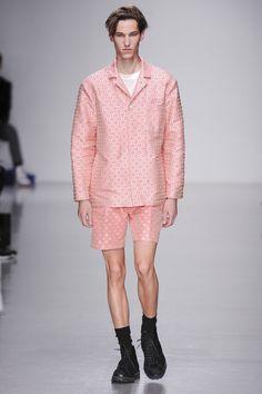 Lou Dalton ss14, London Fashionweek