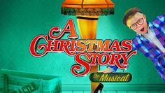 Christmas Story, The Musical' Poster