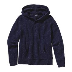 For Trav - Patagonia Men\'s Ranchito Hoody - Classic Navy CNY, size XS (maybe Small)