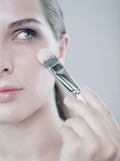 Find out if you can wear makeup if you have a pimple or acne problem.