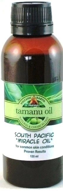 Vanuatu TAMANU OIL - another must in your skincare. This stuff is amazing, best I have tried yet.