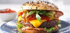 Burger lassen sich hervorragend grillen. Der Vorteil: Jeder kann seinen Burger…