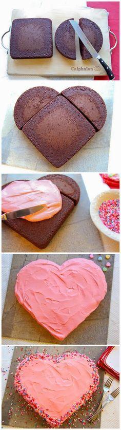 11 superbes idées à partir de cakes