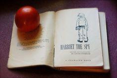 Harriet the Spy & Tomato Sandwiches