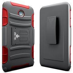 Nexus 6 Case, CellBee® [Life Companion] Google Nexus 6 Case Dual Layer Heavy Duty Holster Case with Kickstand and Locking Belt Swivel Clip for Google Nexus 6 (Classic Flavor) CellBee http://www.amazon.com/dp/B00P1F0AZE/ref=cm_sw_r_pi_dp_ik.-ub0PRA5RF
