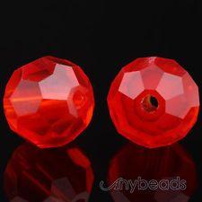 120-lt siam swarovski 4mm round crystal beads