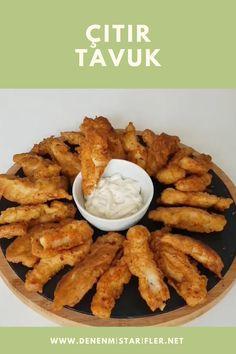 Çıtır Tavuk Tarifi Chicken, Cubs