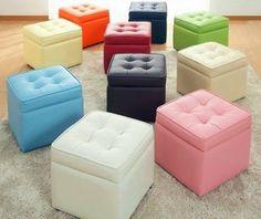 Storage stools