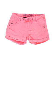 Short Garcia E30171 AZRA WOMEN 396 Neon pink
