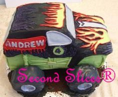 boy birthday cake! Gavin? Not sure if I could do this?