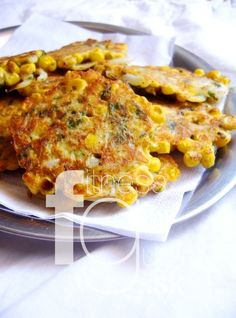 Mini chrumkavé placky z kukurice Lasagna, Macaroni And Cheese, Smoothie, Paleo, Eat, Cooking, Ethnic Recipes, Drinks, Fitness
