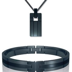 Guy Laroche's stainless steel collection for men Men's Jewellery, Guy Laroche, French Fashion Designers, Design Crafts, Jewelry Trends, Jewelry Design, Stainless Steel, Belt, Accessories