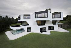 Dupli Casa by J. Mayer H. #architecture