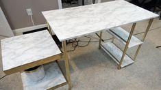 Bilderesultat for marble desk